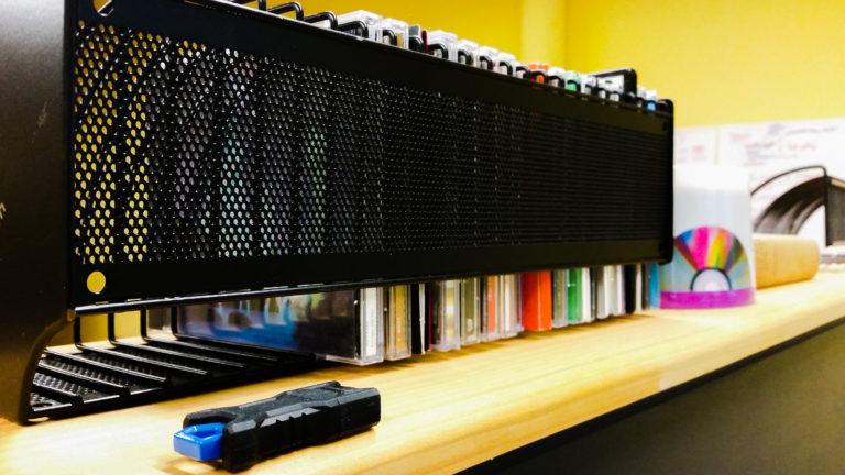 Backup Media, data storage, a range of choices. NH, VT, MA.